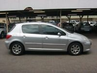 Breaking Peugeot 307 showroom condition