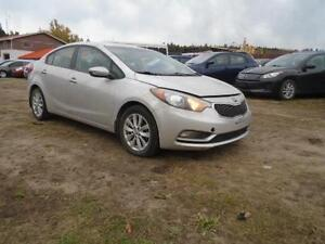 2014 Kia Forte - Certified and E-tested