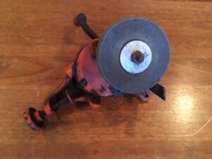 ANTIQUE BENCH GRINDER / SHARPENER