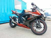 **REDUCED** 2008 Suzuki GSX 750 MINT CONDITION With Yoshi Pipe