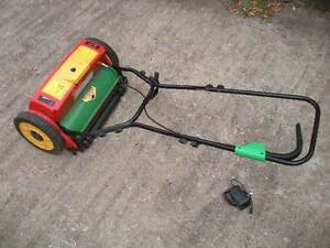 Cordless Battery Operated GC Miller Falls Lawn Mower $80 Albion Brisbane North East Preview
