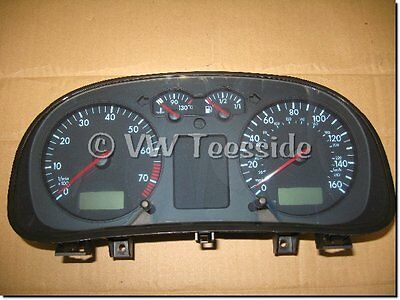 Genuine VW MK4 Golf Bora >>2001- Petrol Dash Instrument Panel 1J0920902BX NEW