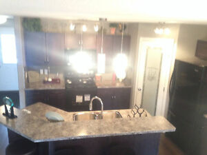 4 bedroom house for rent. LEDUC 1700 Available NOW Open house