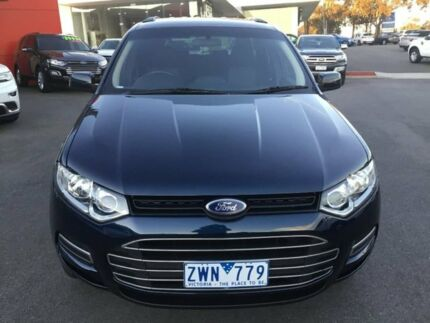 2011 Ford Territory Blue Sports Automatic Wagon Traralgon Latrobe Valley Preview
