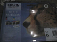 epson ink 4 pack new