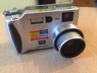Pristine Sony DSCS75 Cyber-shot 3MP Digital Camera w/ 3x Optical Zoom, must collect
