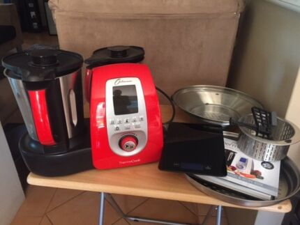 Optimum Thermocook (similar to Thermomix) AS NEW