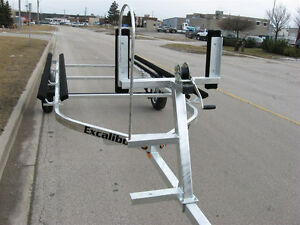 Pontoon Boat Trailer - NEW - PT2721 -for 17  to 21 feet