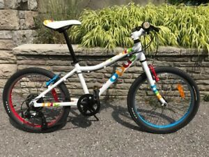 Opus Nix 20-inch Kids White Bike For Sale