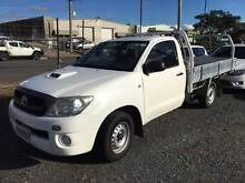 2010 TOYOTA HILUX SR 3.0 D4D DIESEL (2WD) CAB CHASSIS ,VERY SOUND Rochedale South Brisbane South East Preview