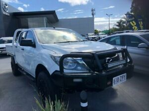 2017 Mazda BT-50 UR0YG1 XT White 6 Speed Manual Cab Chassis Capalaba Brisbane South East Preview