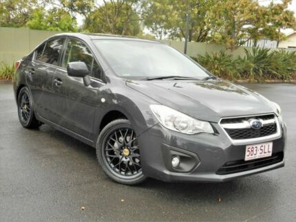 2012 Subaru Impreza G4 MY12 2.0i-L AWD Grey 6 Speed Manual Sedan Chermside Brisbane North East Preview