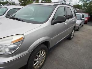 2007 Buick Rendezvous CX nice clean suv as-traded as-is runs