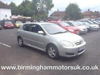 2005 Toyota Corolla 1.6 VVT-I COLOUR COLLECTION AUTOMATIC 3DR Hatchback SILVER