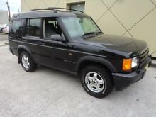 2000 Land Rover Discovery ES V8 (4x4) Black 4 Speed Automatic Wagon Burwood Burwood Area Preview