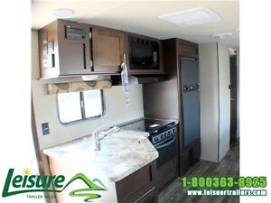 2016 Forest River Cherokee Grey Wolf 29DSFB Travel Trailer Windsor Region Ontario image 13