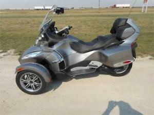 2012 Can Am Spyder RT-S