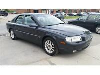 2000 Volvo S80 2.9 T6 Prem Pkg Great shape!