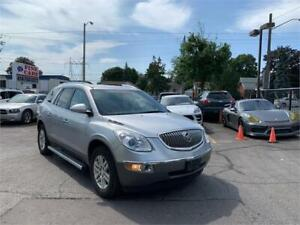 2009 Buick Enclave CX, 1 owner, low kms!, keyless!