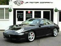2002 Porsche 911 996 3.6 Carrera 4 S Manual Basalt Black only 48000 Miles!