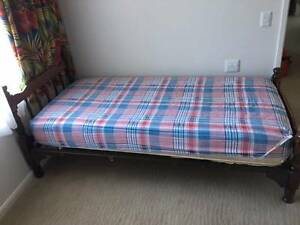 Single Bed and mattress Hammondville Liverpool Area Preview