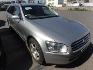 2001 Nissan Stagea 2500 Turbo 4WD 5AT only 92K!