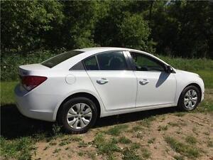 Chevrolet Cruze  2012 CLÉ EN MAIN !! FINANCEMENT 100%%%