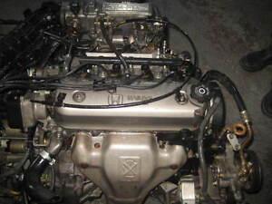 94 97 HONDA ACCORD F22B 2.2L SOHC VTEC ENGINE ONLY JDM ACCORD