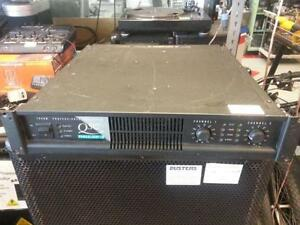 Qsc power amplifier 1800w. We sell used audio equipment. 40081
