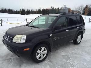2005 Nissan X-trail Great SUV, Crossover Fully Loaded