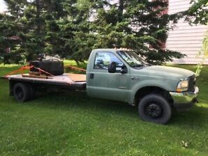 2004 F 450 Super Duty / for parts or repair
