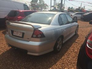 2005 Holden Commodore SV6 Silver 6 Speed Manual Sedan Hidden Valley Darwin City Preview