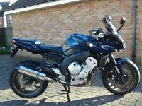 YAMAHA FZ1S motorbike