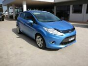 2009 Ford Fiesta WS Zetec Blue 5 Speed Manual Hatchback Singleton Singleton Area Preview