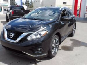 2016 Nissan Murano PLATINUM: NAVIGATION, LEATHER, PANORAMIC SUNR