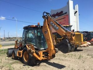 CASE 580 LOADER BACKHOE