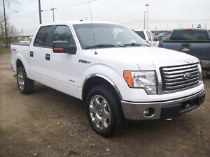 2011 Ford F-150 XTR/4X4/CREW CAB,ECOBOOST/EASY FINANCE