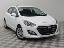 2016 Hyundai i30 GD4 Series 2 Active Polar White 6 Speed Automatic Hatchback Atwell Cockburn Area Preview