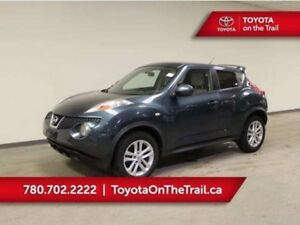 2013 Nissan JUKE SV; 6 SPEED MANUAL, AIR CONDITIONING