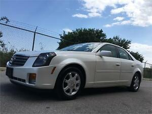 2003 Cadillac CTS Auto Premium With Leather