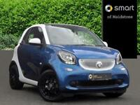 smart fortwo coupe Prime Sport (white) 2017-07-31