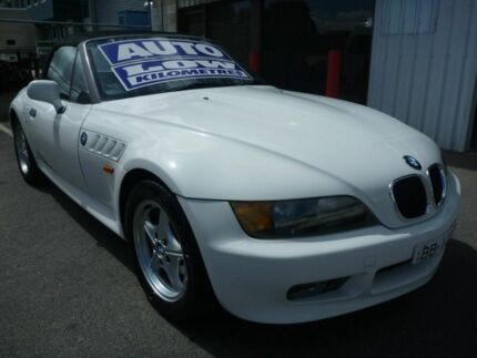 1997 BMW Z3 E36-7 White 4 Speed Automatic Roadster Edwardstown Marion Area Preview