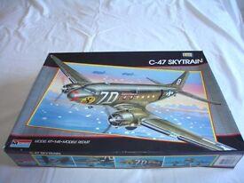 Monogram - C-47 Skytrain in 1/48 Scale