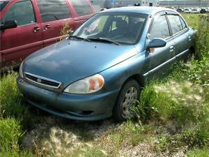 2002 Kia Rio RS - *Wholesale - as is, where is*
