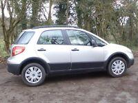 2008 FIAT SEDICI 1.6 DYNAMIC 16v 4WD 5 Door [Suzuki SX4]