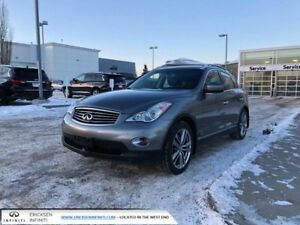 2012 Infiniti EX35 Journey PKG/ Bluetooth/Leather/AWD