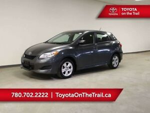 2014 Toyota Matrix CONVENIENCE PKG; CAR STARTER, AUTOMATIC, A/C,