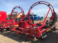Anderson IFX660 Round Bale Inline Wrapper Brandon Brandon Area Preview