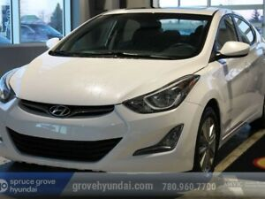 2016 Hyundai Elantra SPORT-SUNROOF HEATED SEATS & MORE