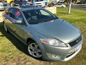 2009 Ford Mondeo MB Titanium TDCi Grey 6 Speed Sports Automatic Hatchback Wangara Wanneroo Area Preview